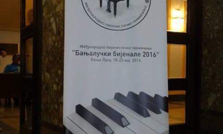 Бањалучко бијенале, Бања Лука, 18. – 22. мај 2016.