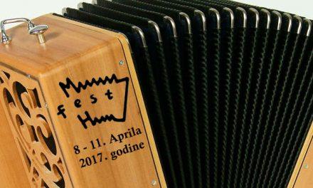 Интернационални фестивал хармонике Мех Фест