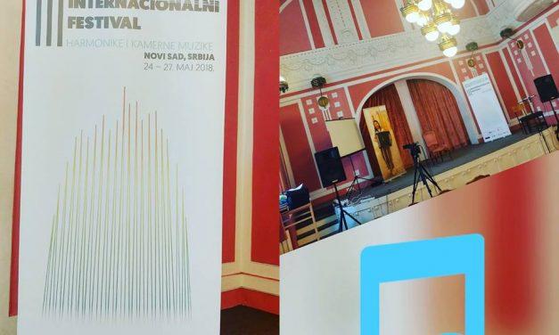"""3. интернационални фестивал хармонике """"Еуфонија"""""""