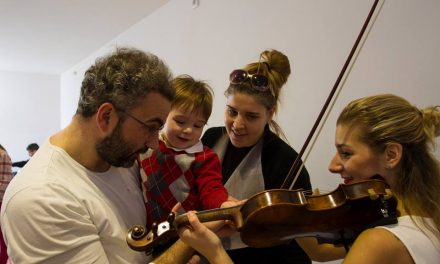 Бејби Артиш концерти за бебе (од 0 до 3 године) и децу (од 4 до 6 година)