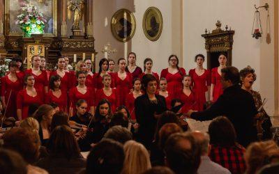 Концерт у катедрали