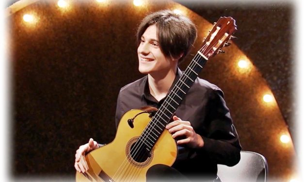 15. Anna Amalia Competition for Young Guitarists, Weimar, Немачка