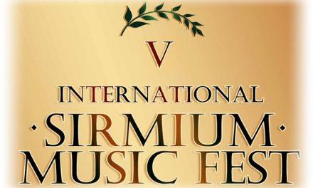 SIRMIUM MUSIC FEST – 2021
