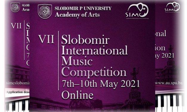 """SLOBOMIR INTERNATIONAL MUSIC COMPETITION"""