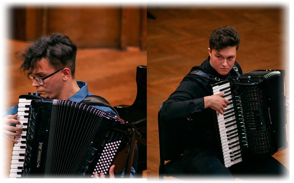 Међународно такмичење Virtuoso – Казахстан и Италија