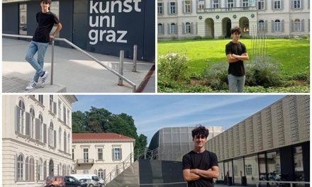 АЉОША ЈОВАНОВИЋ – Kunstuniversität Graz